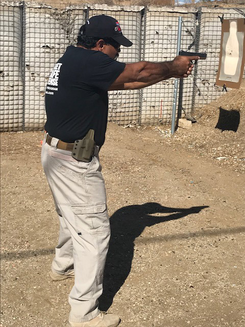 Ralph Roldan - Concierge Private Handgun Training, Street Safe Defense